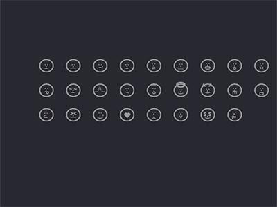 آیکون های بسیار زیبای CSS3
