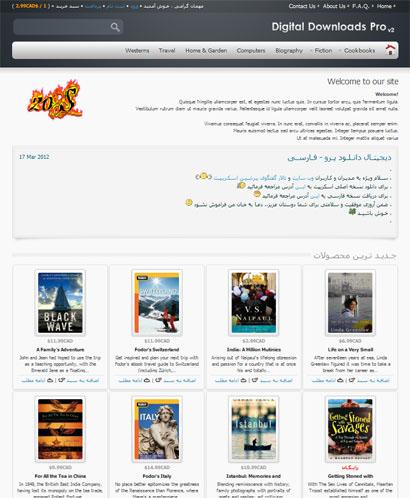 20S digital download pro persian اسکریپت فارسی دانلود به ازای پرداخت مبلغ