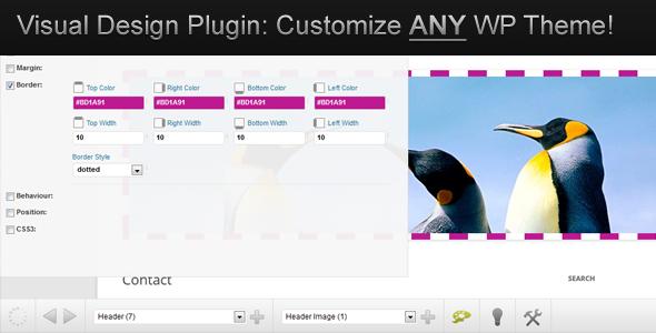 افزونه طراحی بصری وردپرس Microthemer نسخه 1.4