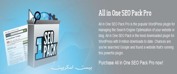 افزونه All in One SEO Pack Pro v2.2.1 + سریال نامبر