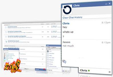 اسکریپت چت ArrowChat v1.6.11