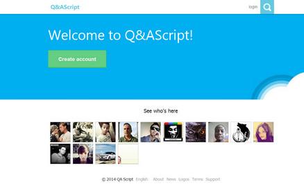 اسکریپت کلون شبکه پرسش و پاسخ Ask.fm نسخه 1.2.0