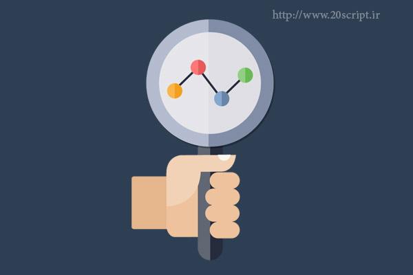 آیکون بهینه سازی موتور جستجو (PSD)