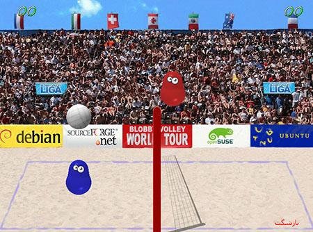 اسکریپت بازی آنلاین و جذاب والیبال