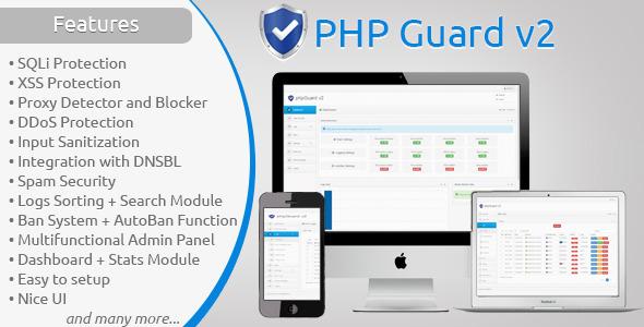 محافظت از سایت شما از حملات DDos با اسکریپت phpGuard