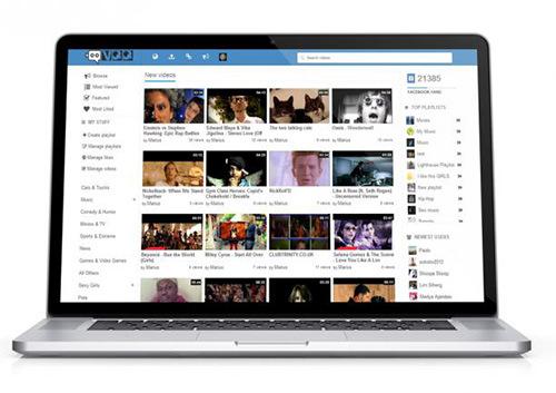 اسکریپت اشتراک گذاری ویدیو phpVibe نسخه 3.5
