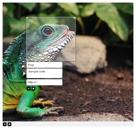 با jQuery Notes به تصاویر خود برچسب بزنید
