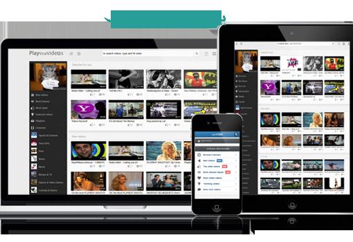 اسکریپت اشتراک گذاری و ایجاد شبکه اجتماعی ویدئو وایب