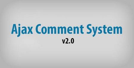 اسکریپت نظرات به صورت آجاکس نسخه 2.0.1