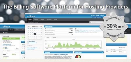 اسکریپت مدیریت هاستینگ Blesta نسخه 3.6.1