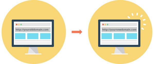 آموزش تصویری تغییر دامنه سایت در گوگل وبمستر