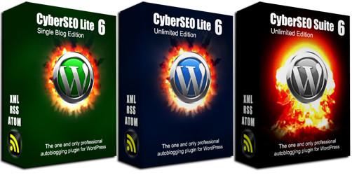 افزونه بهینه سازی و سئو با CyberSEO Lite v6.2 برای وردپرس