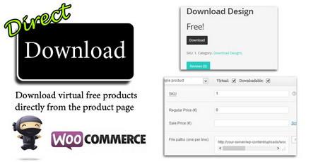 افزونه دانلود مستقیم ووکامروس با Direct Download