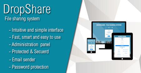 اسکریپت راه اندازی سرویس اشتراک گذاری فایل DropShare