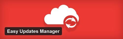 افزونه غیر فعال کردن آپدیت های وردپرس Easy Updates Manager