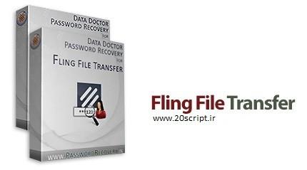 دانلود نرم افزار مدیریت اف تی پی Fling File Transfer