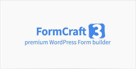 افزونه وردپرس ساخت فرم های حرفه ای با FormCraft نسخه 3.7.5