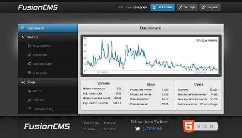 اسکریپت FusionCMS سرور World of Warcraft نسخه 6.1.7