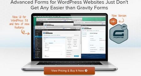 افزونه فرم ساز گرویتی فرم نسخه Gravity Forms v1.9.15.1 برای وردپرس