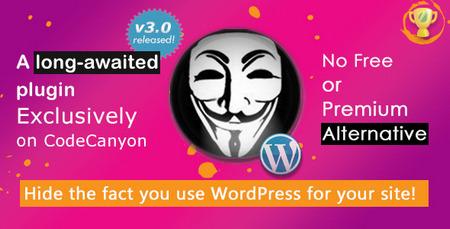 افزونه امنیتی مخفی سازی وردپرس با Hide My WP نسخه 3.0