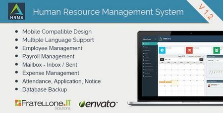 اسکریپت مدیریت منابع انسانی HRMS نسخه 1.2 | بیست اسکریپتاسکریپتی که امروز به شما کاربران گرامی بیست اسکریپت معرفی خواهیم کرد اسکریپت مدیریت منابع انسانی Human Resource Management System یا (HRMS) میباشد این سیستم ...