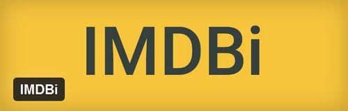 افزونه دریافت خودکار اطلاعات فیلم و سریال IMDBi نسخه 2.0.0