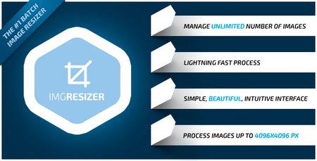 اسکریپت تغییر اندازه سایز تصاویر به صورت گروهی با IMGResizer