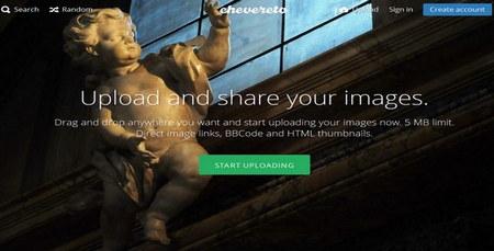 اسکریپت آپلود و اشتراک گذاری تصاویر با Images Hosting Script   Chevereto