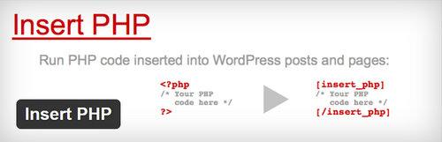 اجراي کد PHP در نوشته هاي وردپرس