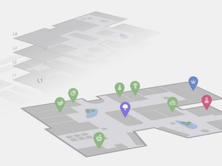 اسکریپت نقشه بازار و مراکز خرید سه بعدی Interactive 3D Mall Map