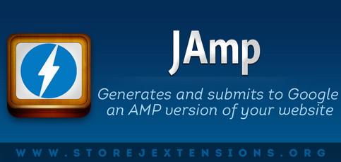 افزونه ایجاد نسخه AMP برای سایت جوملا JAmp