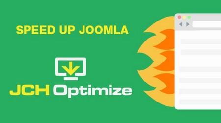 افزونه بهینه سازی و افزایش سرعت جوملا JCH Optimize Pro