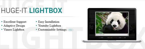 افزونه وردپرس ایجاد گالری تصاویر Lightbox