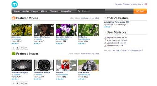 اسکریپت جامعه اشتراک گذاری ویدیو Media Share Suite نسخه ۳٫۰