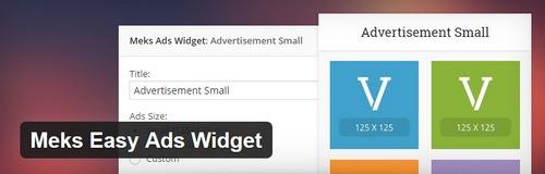 افزونه وردپرس مدیریت تبلیغات Meks Easy Ads Widget