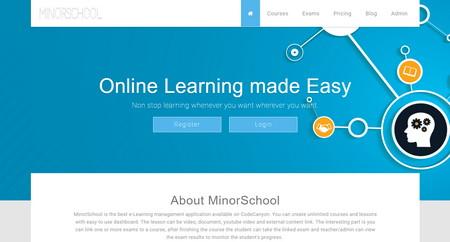 اسکریپت سیستم مدیریت مدرسه MinorSchool نسخه 3.2