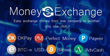 اسکریپت راه اندازی صرافی آنلاین Money Exchange نسخه 1.1