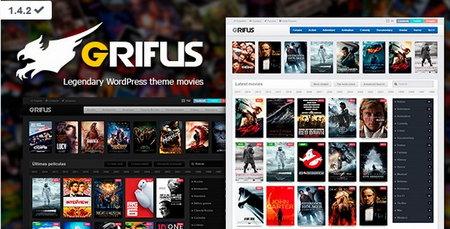 دانلود قالب نقد و بررسی فیلم Grifus برای وردپرس