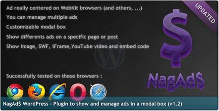افزونه تبلیغات حرفه ای با NagAds برای وردپرس
