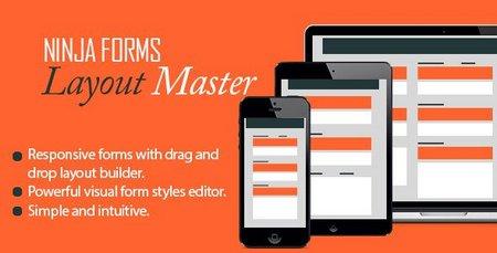 افزونه ساخت فرم های حرفه ای با Ninja Forms برای وردپرس