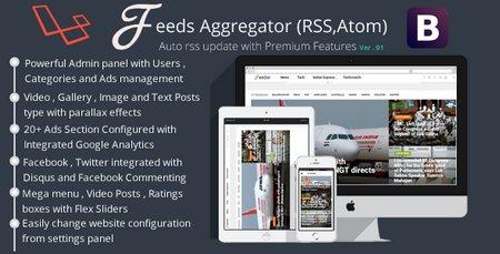 اسکریپت خبرخوان اتوماتیک RSS Auto Pilot نسخه 1.1