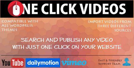 افزونه اشتراک گذاری ویدیو با یک کلیک از 3 سرویس دهنده مختلف