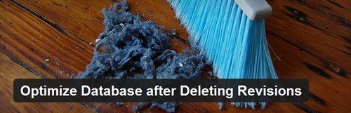 افزونه بهینه سازی دیتابیس وردپرس Optimize Database