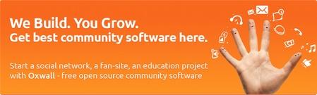 اسکریپت راه اندازی جامعه مجازی OxWall نسخه ۱٫۸