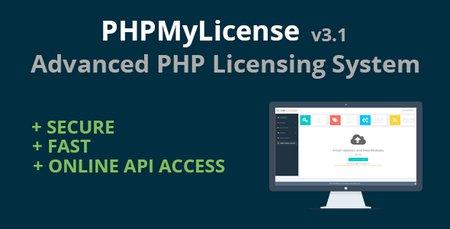 اسکریپت ساخت لاینسس برای فایل های PHP با PHPMyLicense نسخه 3.1.4