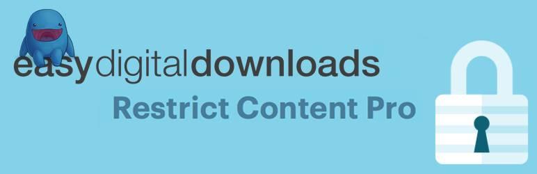 افزونه تعیین تخفیف و قیمت برای سطوح اشتراک Restrict Content Pro در ایزی دیجیتال دانلودز