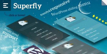 افزونه منوساز سوپرفلای Superfly نسخه 2.1.13 برای وردپرس
