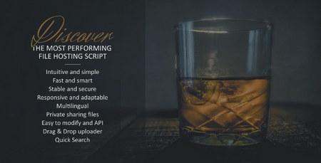 اسکریپت اشتراک گذاری فایل با Tequila