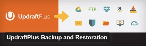 افزونه بکاپ گیری خودکار از وردپرس با UpdraftPlus Backup and Restoration
