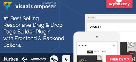 افزونه صفحه ساز گرافیکی پیشرفته ویژوال کمپوسر نسخه ۴.۳.۵